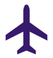 JANUS Aerospace Icon Purple